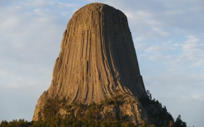 Devil's Tower Road Trip